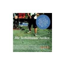 Die Verhältnisse rocken: 10 Jahre, CD