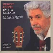 Hubert Käppel - Bach & Kellner, CD