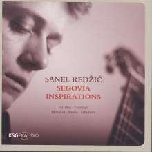 Sanel Rezic - Segovia Inspirations, CD