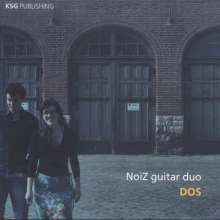 NoiZ Guitar Duo - DOS, CD