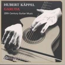 Hubert Käppel - Garuda, CD