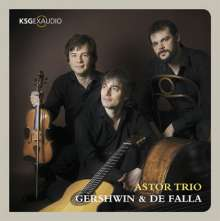 Astor Trio - Gershwin & Falla, CD