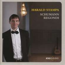 Robert Schumann (1810-1856): Album für die Jugend op.68 (im Arrangement für Gitarre), CD