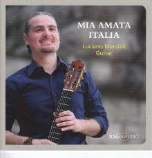 Luciano Marziali - Mia Amata Italia, CD