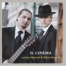 Luciano Marziali & Tobias Kassung - Il Cinema, CD