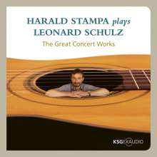 Leonard Schulz (1813-1860): Gitarrenwerke, CD