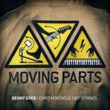 Benny Greb (geb. 1980): Moving Parts, CD