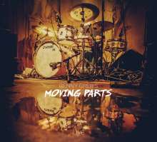 Benny Greb (geb. 1980): Moving Parts: Live 2014, CD