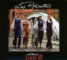 Les Brünettes: The Beatles Close-Up, CD