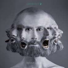 Benny Greb (geb. 1980): Grebfruit 2 (180g) (Limited-Edition) (White Vinyl), LP