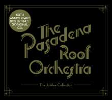 The Pasadena Roof Orchestra: The Jubilee Collection (50th-Anniversary-Edition), 3 CDs