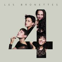 Les Brünettes: 4, CD