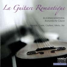 Eugenia Kanthou - La Guitare Romantique, CD
