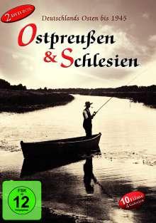 Ostpreußen & Schlesien, 2 DVDs