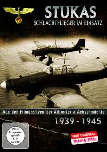 Der 2. Weltkrieg - Stukas: Schlachtflieger im Einsatz, DVD