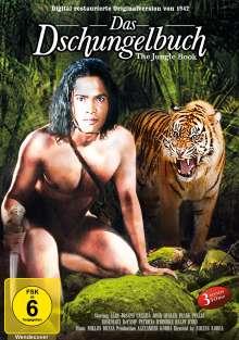 Das Dschungelbuch (1942), DVD