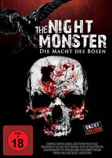The Night Monster, DVD
