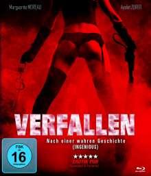 Verfallen (Blu-ray), Blu-ray Disc