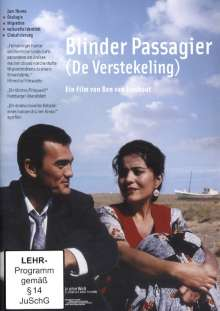 Blinder Passagier (OmU), DVD