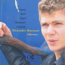 Alexander Matrosov,Akkordeon, CD