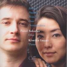 Pavel Sokolov & Kimiko Imani, CD
