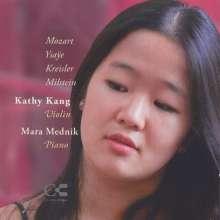 Kathy Kang & Mara Mednik, CD