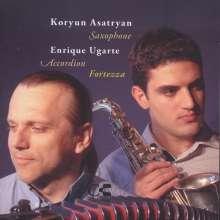 Musik für Saxophon & Akkordeon, CD