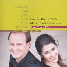 Esra Pehlivanli - Duo Mares, CD