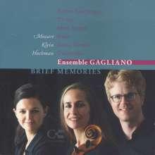 Wolfgang Amadeus Mozart (1756-1791): Divertimento KV 563, CD