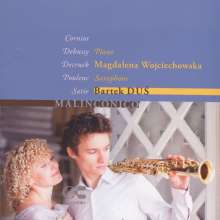 "Musik für Saxophon & Klavier ""Malinconico"", CD"