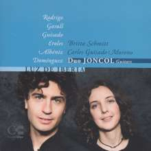 Duo Joncol - Luz De Iberia, CD