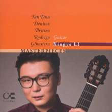 Xingye Li - Masterpieces, CD