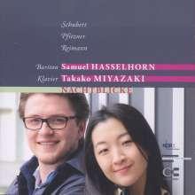 Samuel Hasselhorn - Nachtblicke, CD
