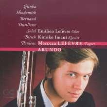 Marceau Lefevre - Arundo, CD