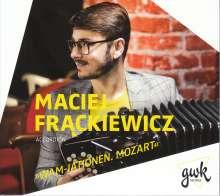 Maciej Frackiewicz - WAM-iationen. Mozart, CD