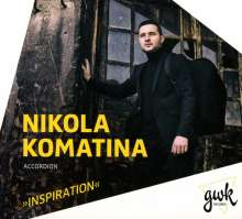Nikola Komatina - Inspiration, CD