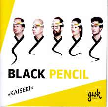 Black Pencil - Kaiseki, CD