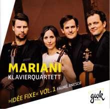 Mariani Klavierquartett, CD