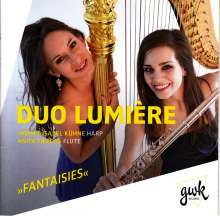 Duo Lumiere - Fantaisies, CD