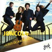 Joncol4 - Aires de Andalucia, CD