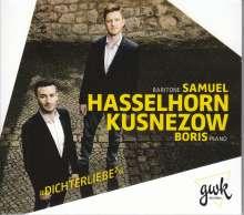 Samuel Hasselhorn - Dichterliebe, CD