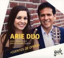 Arie Duo - Cuentos De Opera, CD