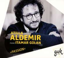 Atilla Aldemir - Passion, 2 CDs