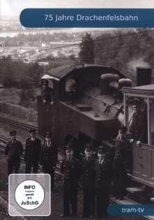 75 Jahre Drachenfelsbahn, DVD