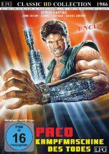 Paco - Kampfmaschine des Todes, DVD