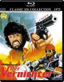 Der Vernichter (Blu-ray & DVD), 1 Blu-ray Disc und 1 DVD