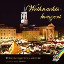 Polizeimusikkorps Karlsruhe: Weihnachtskonzert, CD