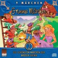 Grimms Märchen 2, CD