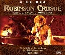 Dafoe,Daniel:Robinson Crusoe, 3 CDs