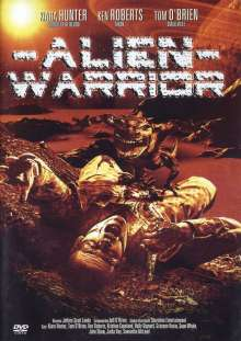 Alien Warrior, DVD